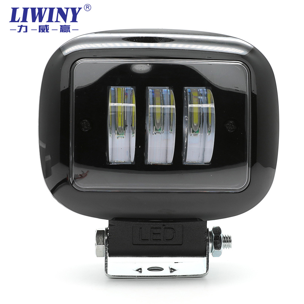 Liwiny 30w Lw Led Headlight 12v Car Spotlights Led Driving Light