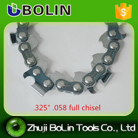 China Factory Bolin Brand Zhuji City Chain Saw Spare Parts Saw Chain 21lp .325 .058