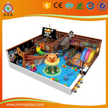 2017 latest commercial indoor playground price for child