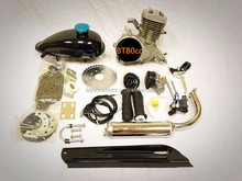 80cc bicicleta do motor kit para as vendas De Natal/motor bicicleta motorizada 80cc/Bicicleta Do Motor Kit