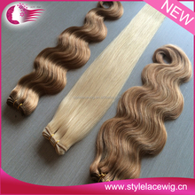 wholesale high quality mink peruvian hair body wave