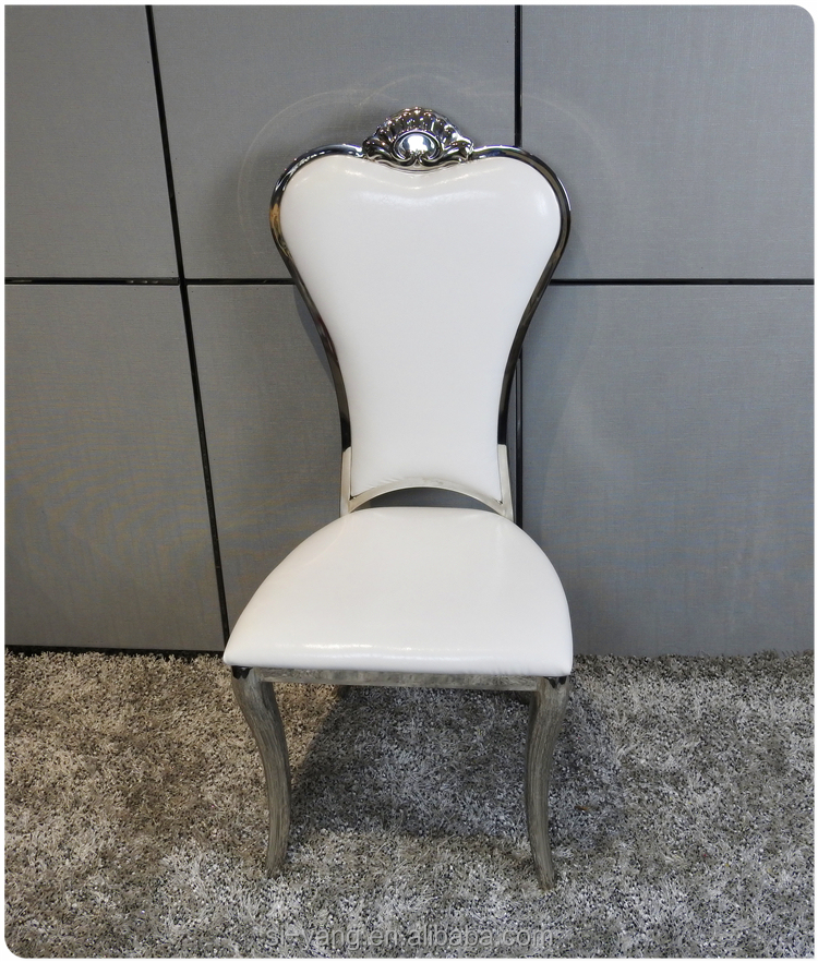 stainless steel chairs and tables with high quality