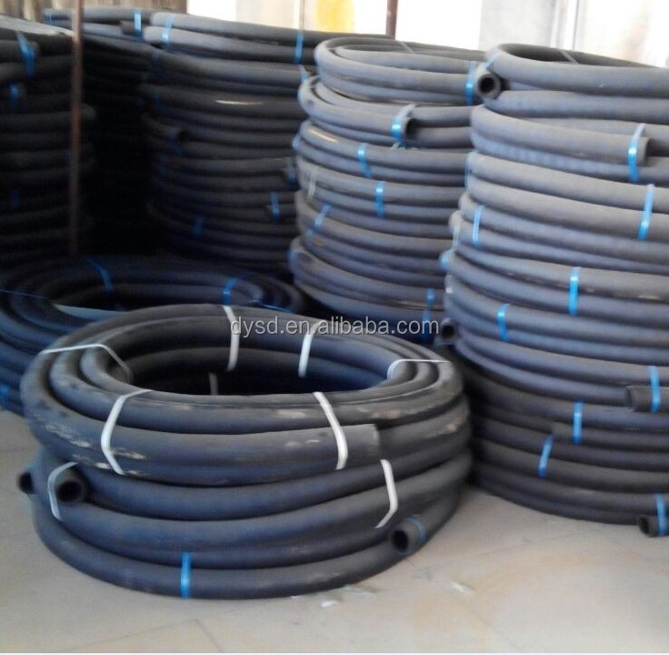 2 inch flexible high temperature high pressure steam rubber hoses