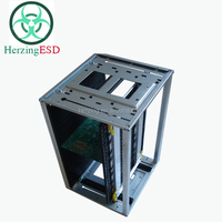 Flexible Adjustable ESD SMT Magazine Rack for PCB