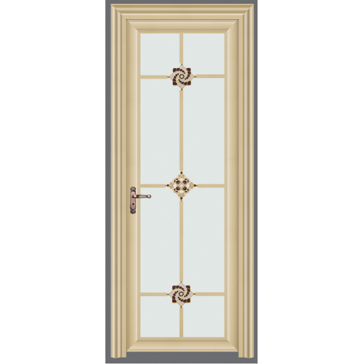 Export quality products one and half bullet proof aluminum door