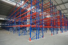 Super Heavy Duty DC-110 Warehouse Selective Pallet Rack