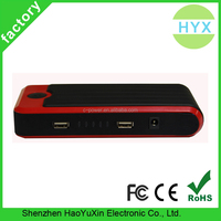 Useful factory offer power bank jump starter with jump start cables