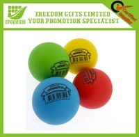 Cute Wholesale Bounce Ball Printed Logo Promotional Gifts