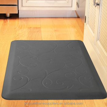 China supplier polyurethane non-slip anti-fatigue comfort mat