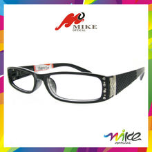 2014 new style fashion logo reading glasses