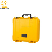 Carrying Tool Case Type Ningbo Factory Rugged High -end PP material Hard Plastic tool Case with foam handle