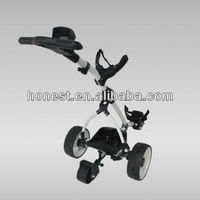 Lithium Power Electric cheap golf trolley golf buggy golf cart for sale HME-2011