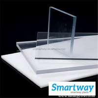 2015 hot high quality 3mm polycarbonate/pc solid sheet