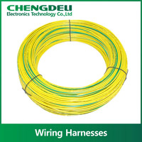 Solid or stranded FEP / PFA insulation high temperature wire