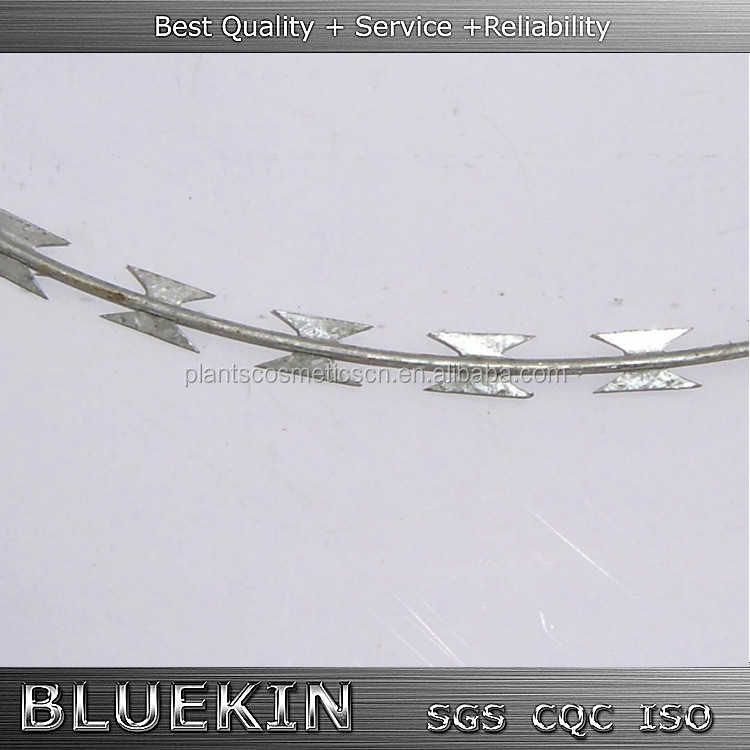 stainless steel razor barbed wire with competitive price