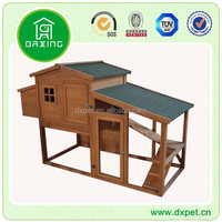 Pawhut Deluxe Wooden Chicken Coop Hen House Outdoor Run(18 years factory expereince)