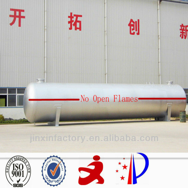 JX China Used LPG tank,LPG gas cylinder filling for LPG gas station &TUV/CE/ISO