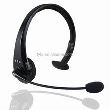 CSR chip set 2 in1 Mono bluetooth headsets with microphone