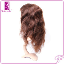 100% Human Hair Full Lace Wig With Crochet Hair Nets