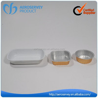 High quality inflight product small aluminum container