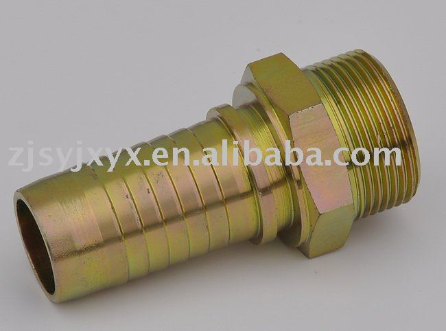 Sochet weld connector use iron or brass with high quality