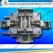 pvc collapsible pipe fittings mould
