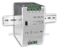 120W/5A DIN-Rail 24VDC Industrial Power Supply