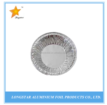 disposable aluminium foil food containers Egg tarts cup for christmas