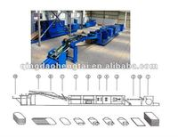 High-speed Automatic Bottom-pasted Cement Paper Bag Production Line