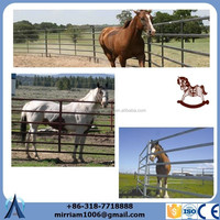 "Height 64"" HORSE FENCE ROUND PEN ARENA CORRAL PANEL"