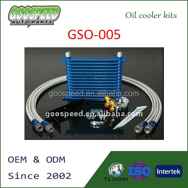 universal Oil Cooler kits for car