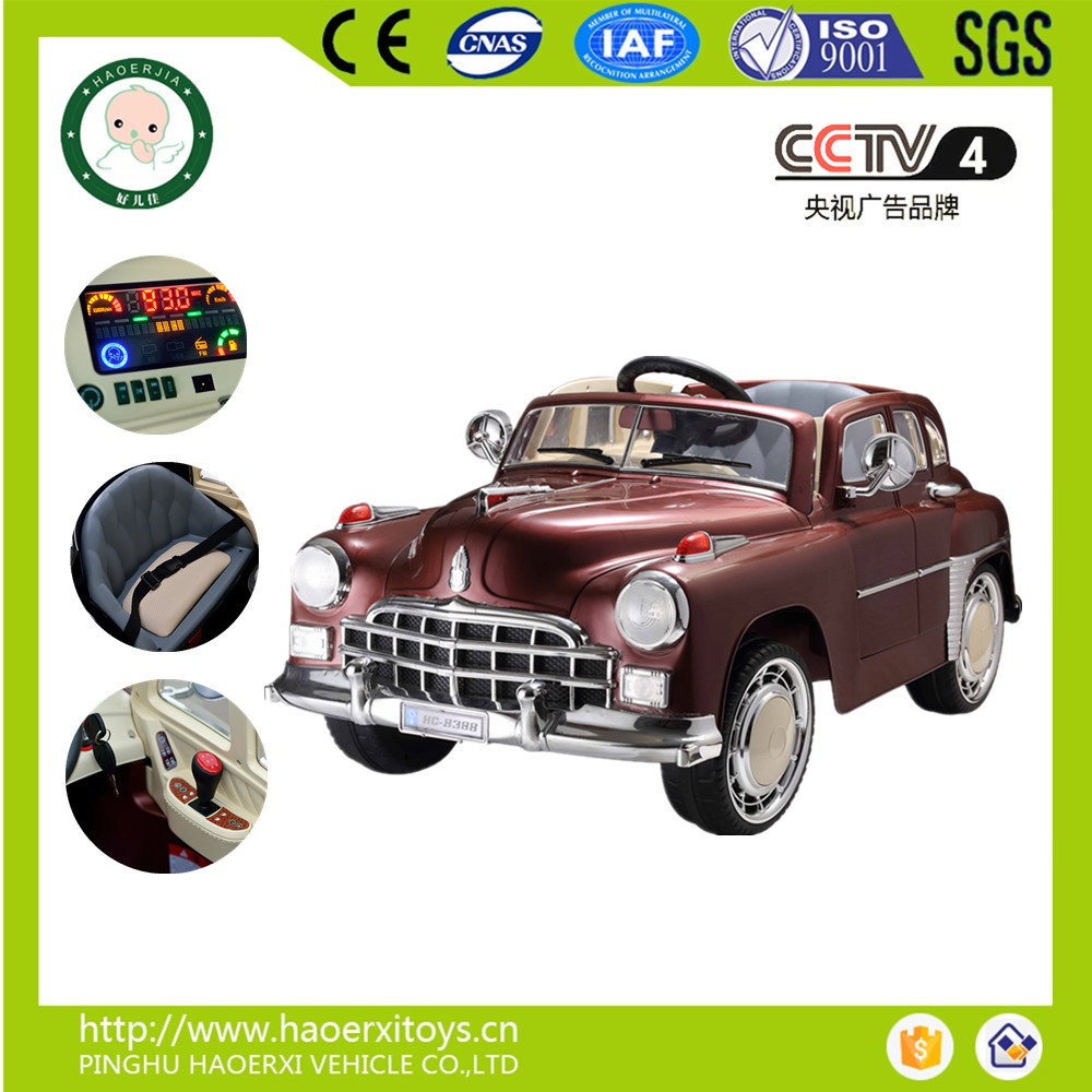 wholesale ride on battery operated kids baby car,electric toy car 12v