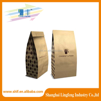 customized design craft paper bags for shopping