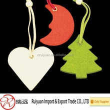 Eco-friendly wholesale popular felt Christmas decorations