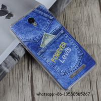 Hot selling phone case cowboy cover for infinix phone case