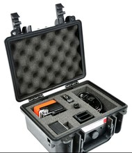 Hard Plastic Protective Camera Case with Foam Insert