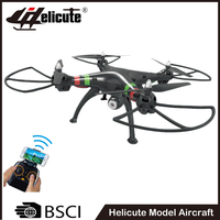 H809W large video 4ch rc camera quadcopter wifi
