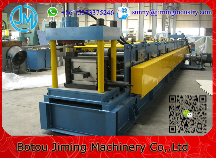 metal roofing Philippines c z purlin roll forming machine