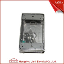 Rigid conduit weatherproof junction box
