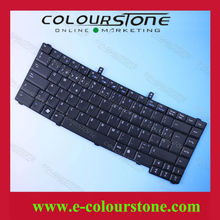 New Black Notebook Keyboard For Acer TravelMate 5710G 5720 5730 5710 Keyboard Spanish MP-07A13E0-698 PK1303M02L0