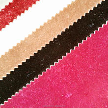 High fastness Waterproof Sofa Upholstery Velvet Fabric material for Covering Sofa chair Cushions China supplier wholesale