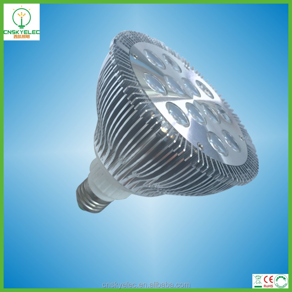 High quanlity led par38 led dimmable shotlight,E27 par38,12w par38 led bulb