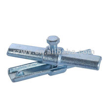 scaffolding expanding joint pin connect Steel Pipe clamp