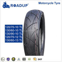 MOTOR CYCLE PARTS SCOOTER TYRE 120x70x10 TL