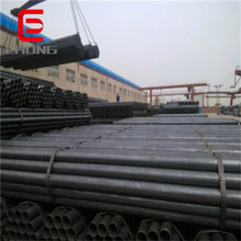 SCH20 SCH30 SCH40 ! din 2448 weld carbon steel pipe astm a53 q345 black steel tube