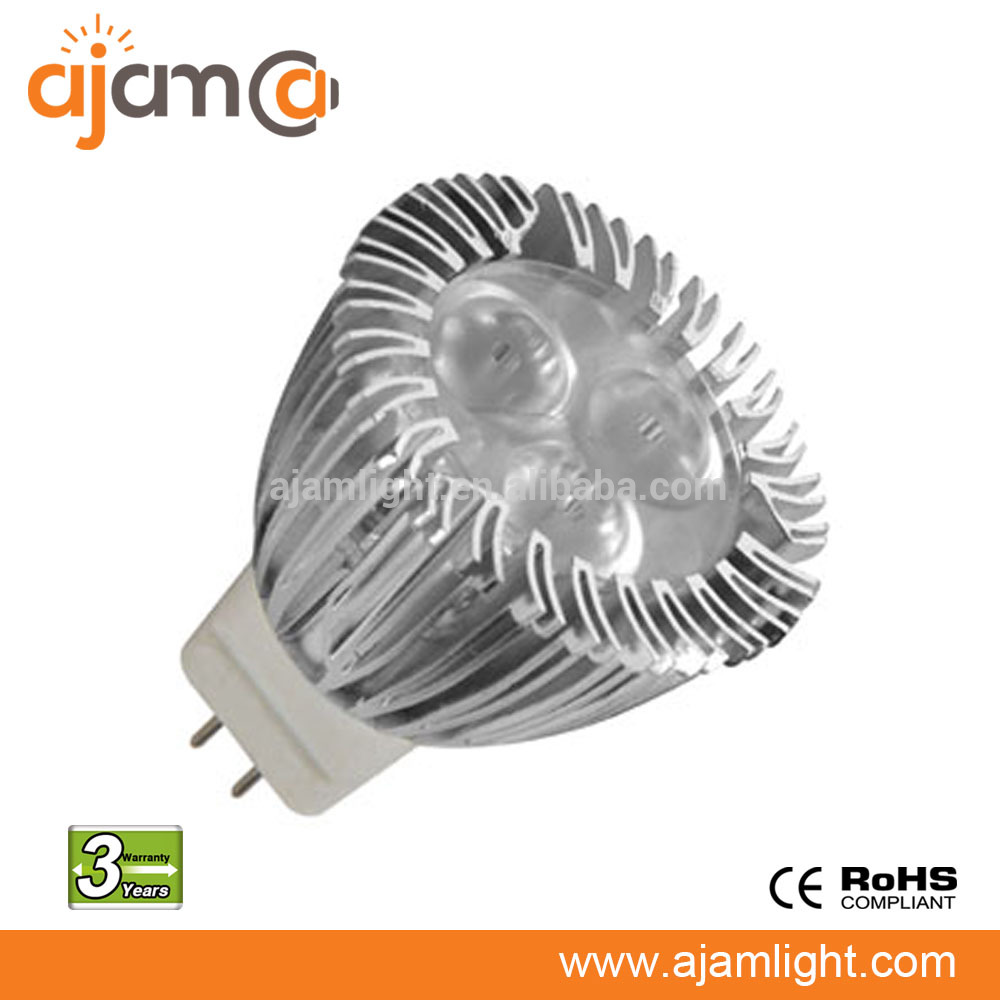 dimmable Spotlight item 200lm 12v dimmable mr11 led spot 3w