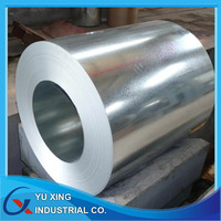 hot rolling galvanized steel coil for construction