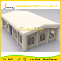 New type high quality inflatable sport tent,gaint inflatable building tent for outdoor events