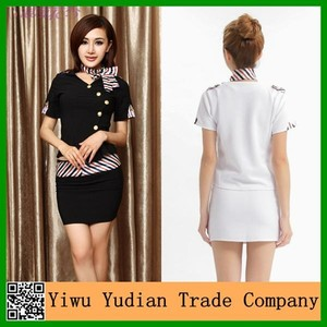 Wholesale Air Hostess Costume Sexy Stewardess Uniform Airline Uniform