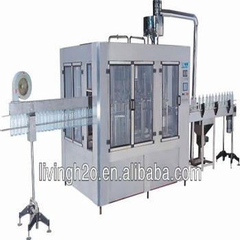 2018 new technology complete small bottle pure water filling production lines(2000-12000bph)
